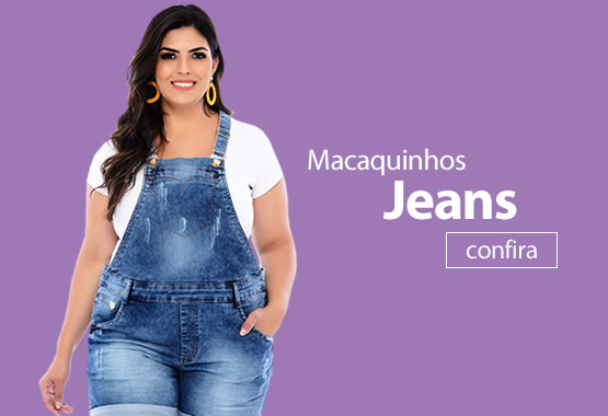 banner macaquinho jeans