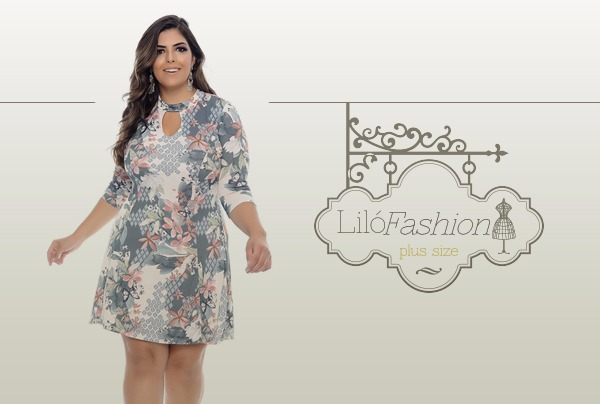 vestido plus size black friday